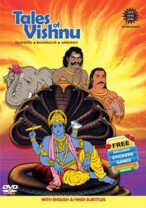 Tales of Vishnu- Amar Chitra Katha DVD