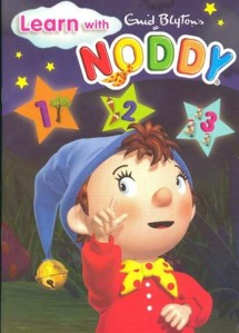 Enid Blyton:Learn With Noddy 123